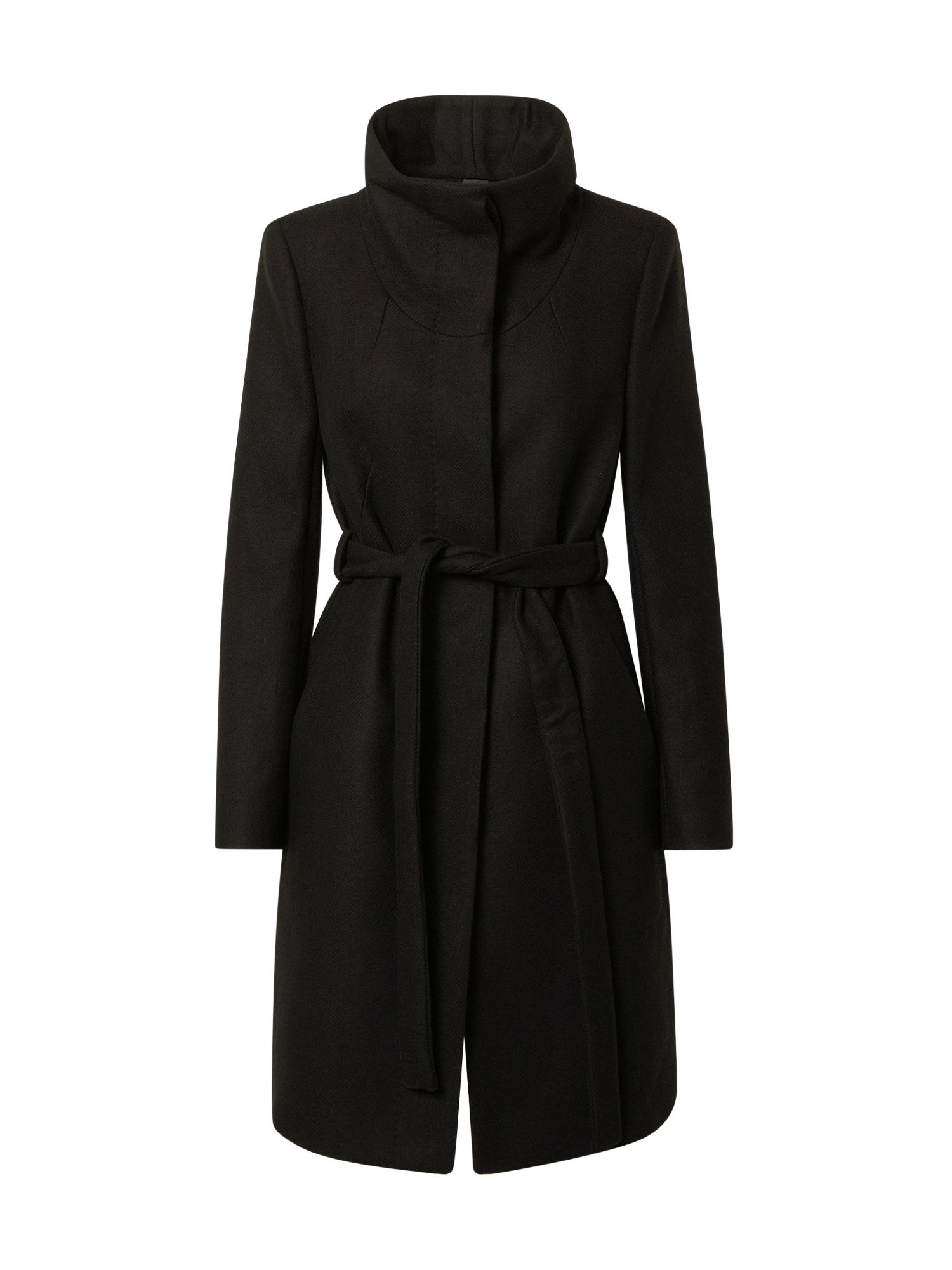 DRYKORN Prechodný kabát 'CAVERS'  čierna