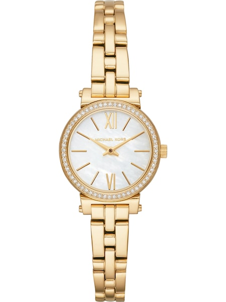 Uhren für Frauen - Michael Kors Damenuhr 'MK3833' gold  - Onlineshop ABOUT YOU