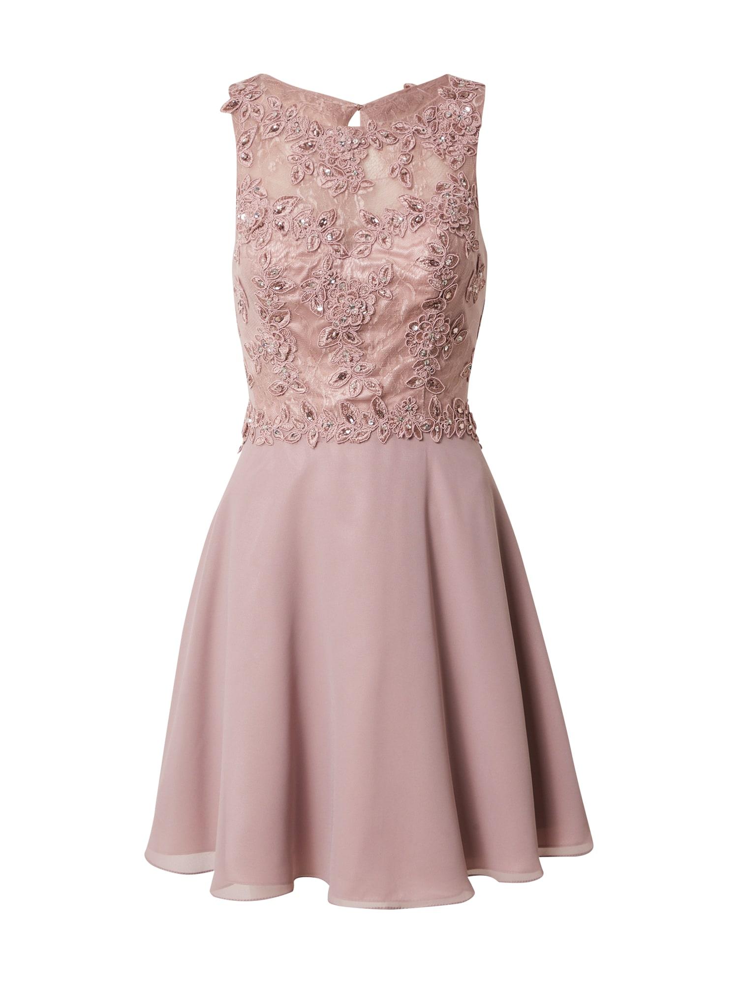 MAGIC NIGHTS Kokteilinė suknelė rožinė