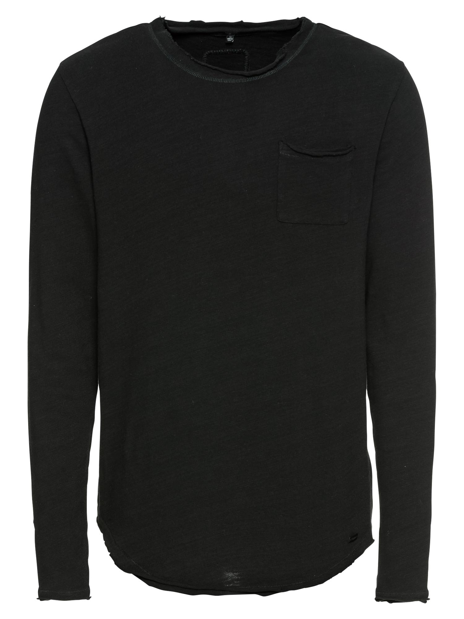 tigha Marškinėliai 'Chibs P.' juoda