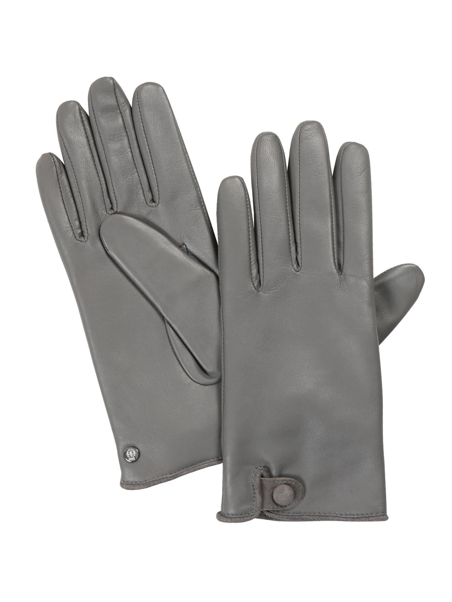Lederhandschuhe 'Tiny Belt' | Accessoires > Handschuhe > Lederhandschuhe | Roeckl