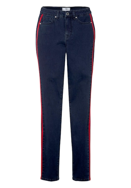 Hosen - Jeans › Guido Maria Kretschmer › dunkelblau rot  - Onlineshop ABOUT YOU