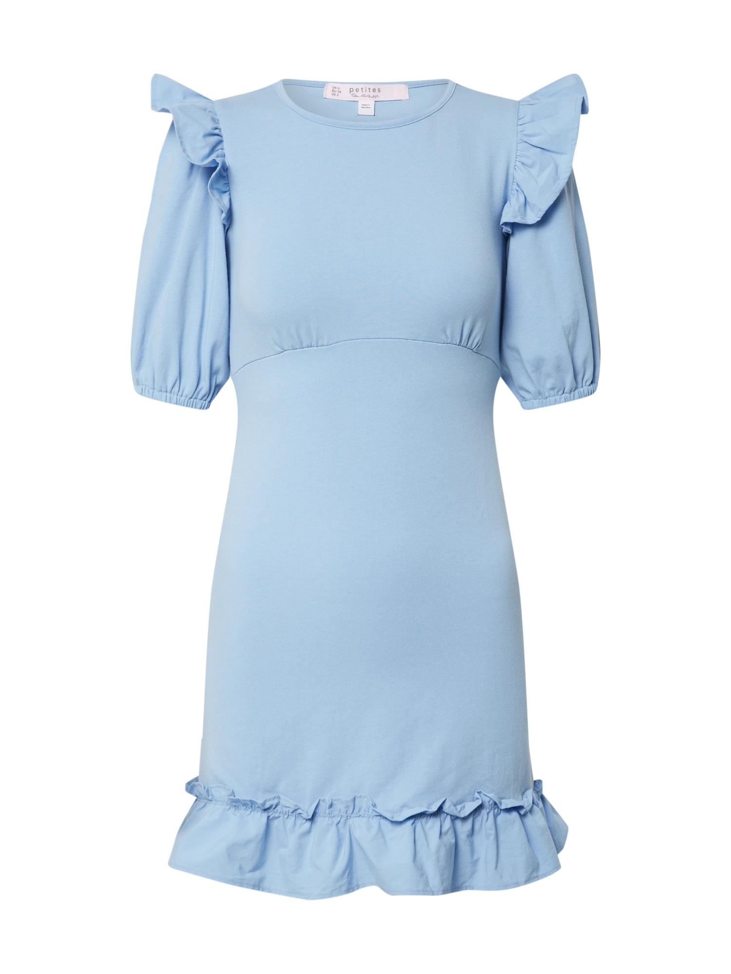 Miss Selfridge (Petite) Suknelė šviesiai mėlyna