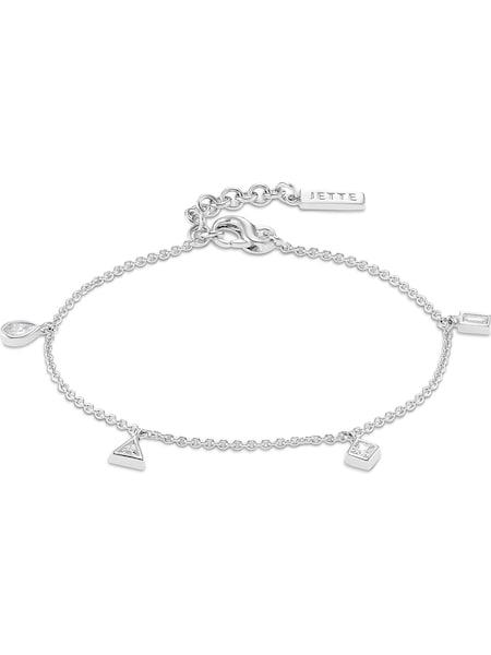 Armbaender - Armband › JETTE › silber  - Onlineshop ABOUT YOU