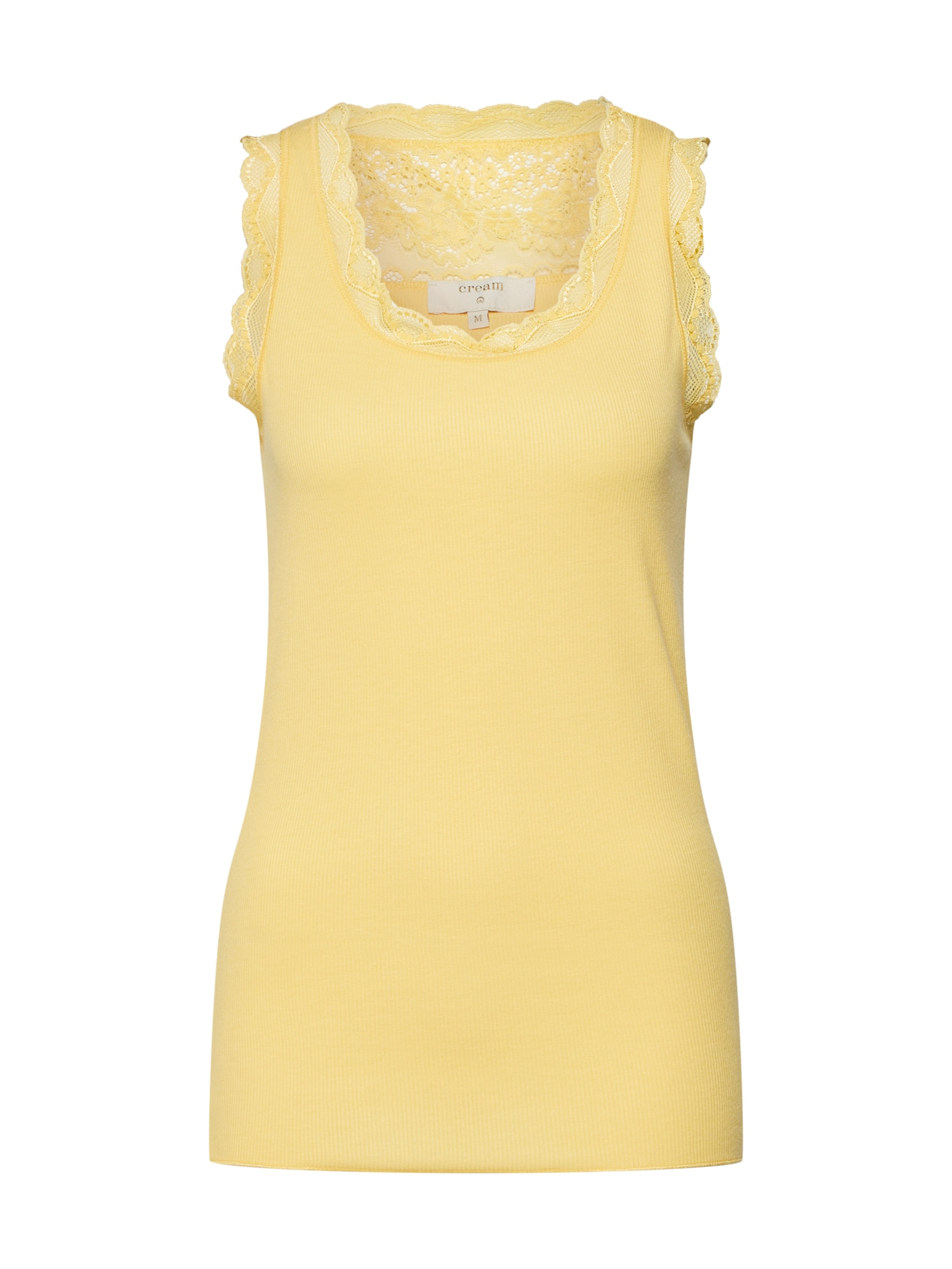 Top Vanessa zlatě žlutá Cream