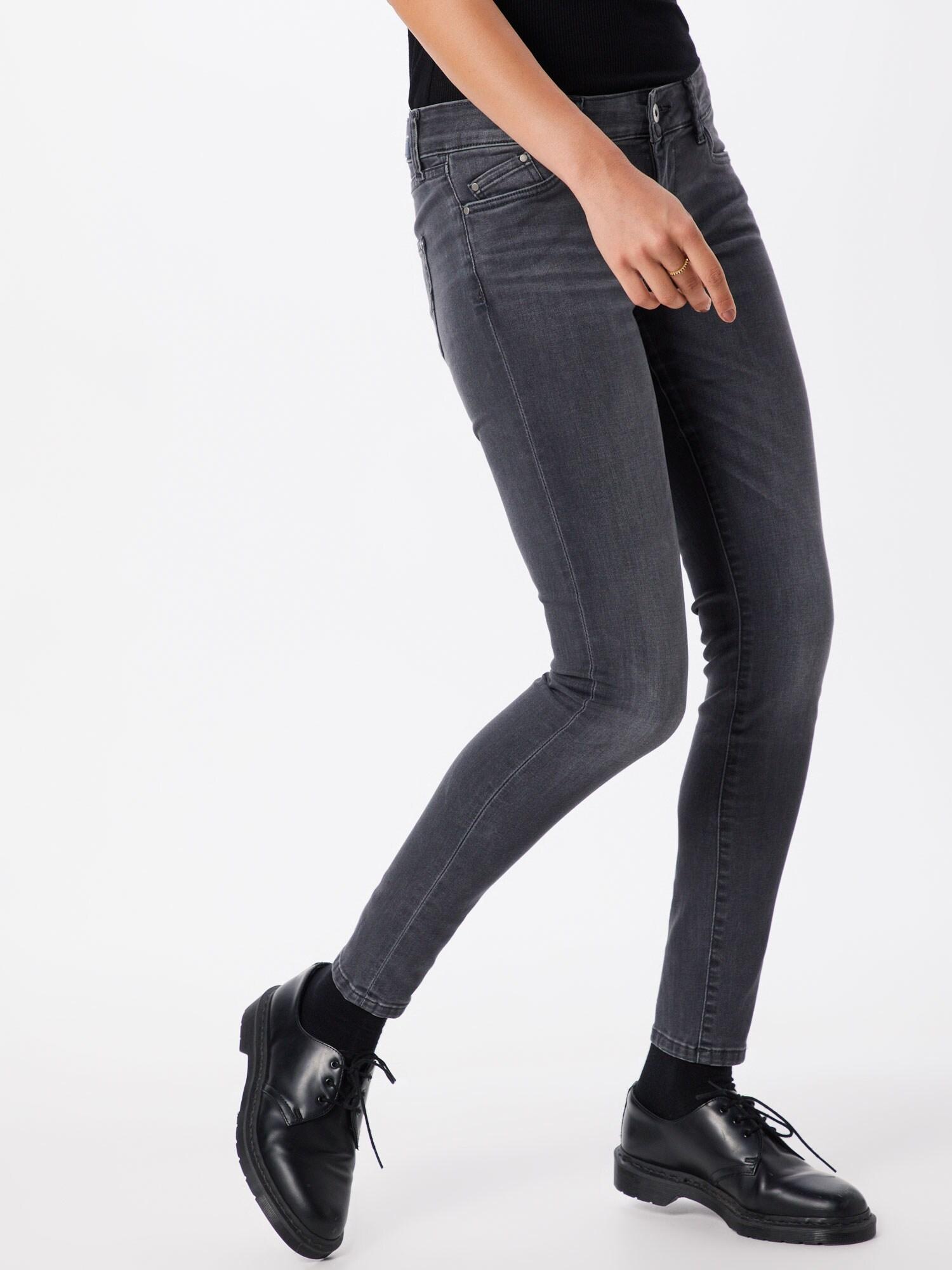 Pepe Jeans Jeans 'Pixie'  grå denim