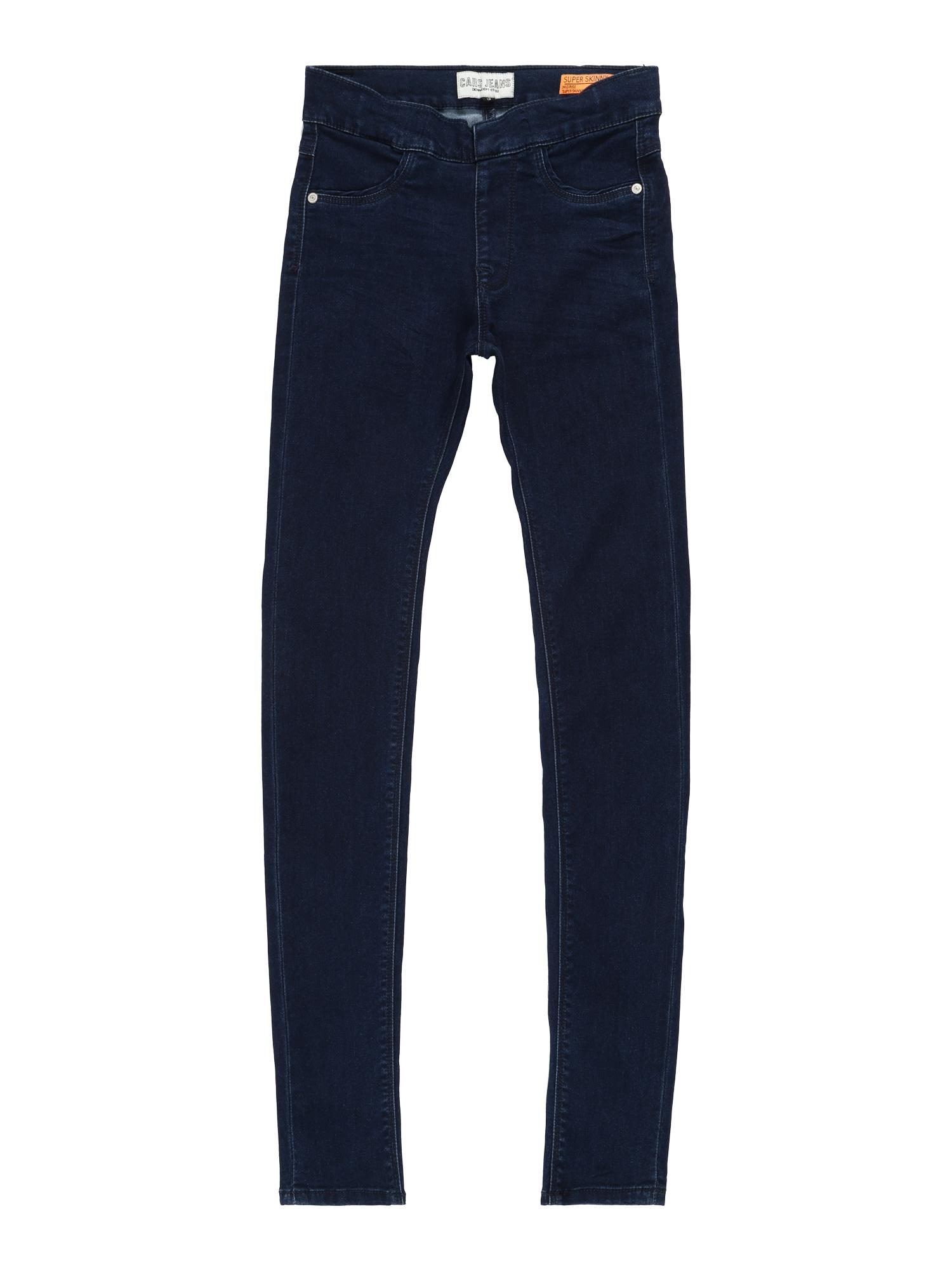Cars Jeans Džinsai tamsiai (džinso) mėlyna