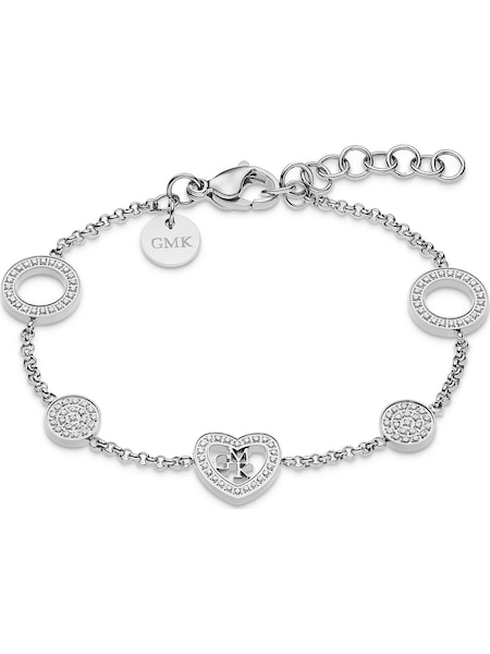 Armbaender - Armband › GMK Collection › silber transparent  - Onlineshop ABOUT YOU