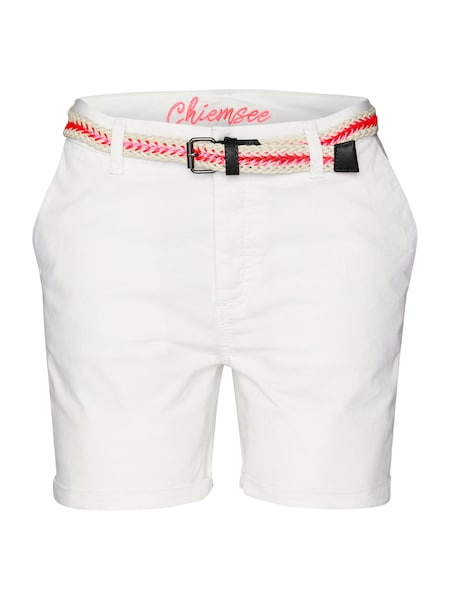 Hosen - Shorts › Chiemsee › weiß  - Onlineshop ABOUT YOU