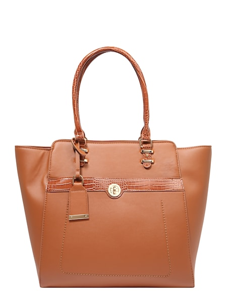 Shopper - Shopper 'SONNY STRUCTURED TOTE' › New Look › beige braun  - Onlineshop ABOUT YOU
