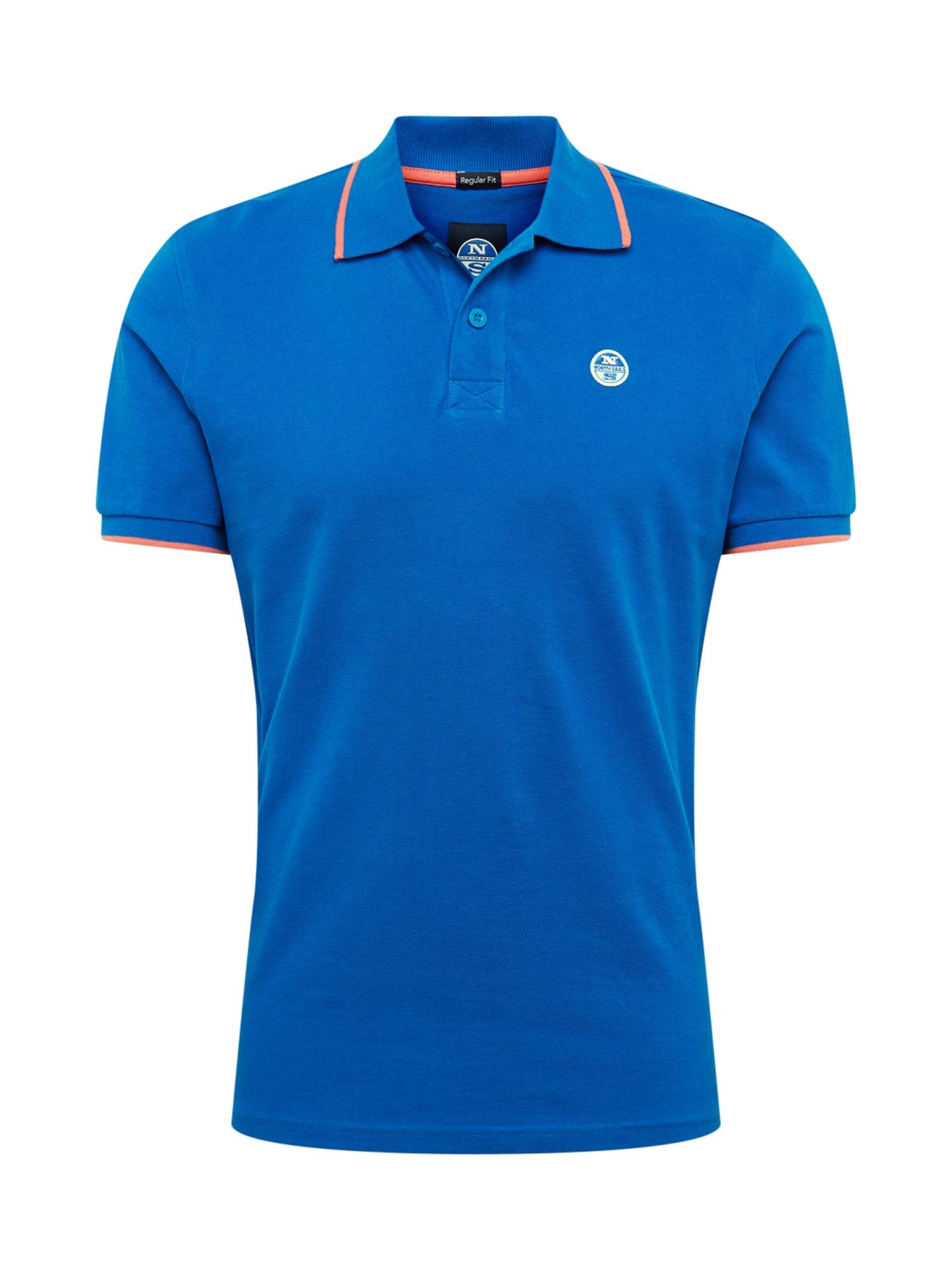 Tričko královská modrá North Sails