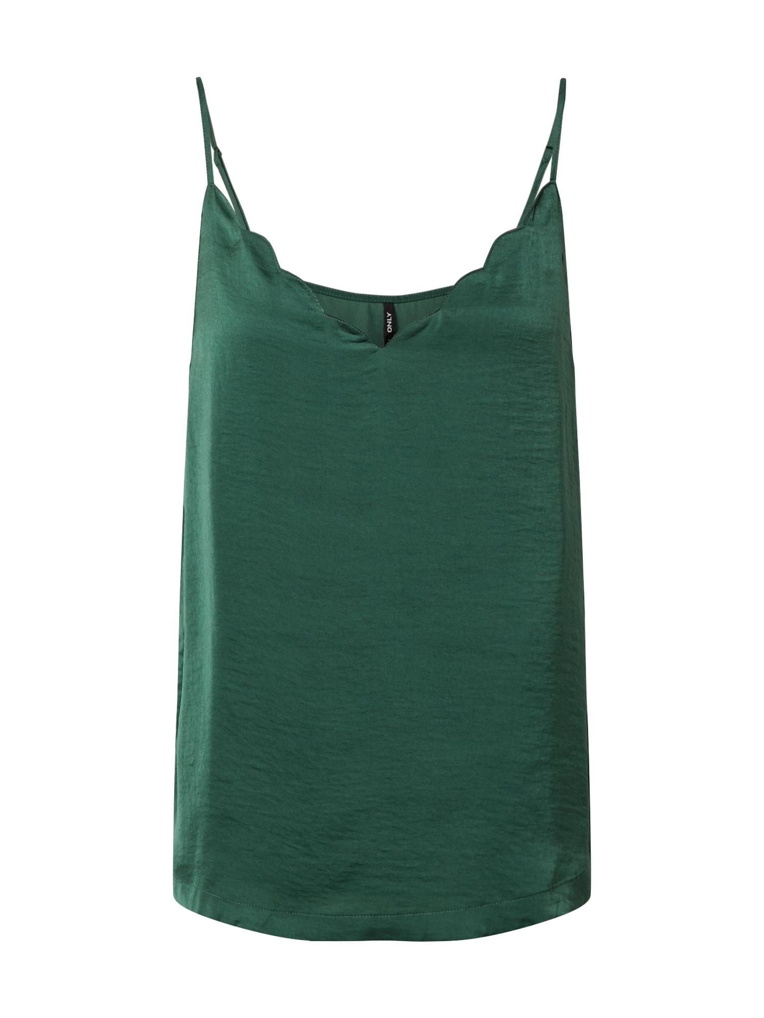ONLY Top 'onlDEBBIE'  zelená