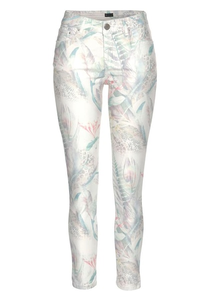 Hosen - Hose › laura scott › opal hellblau weiß  - Onlineshop ABOUT YOU