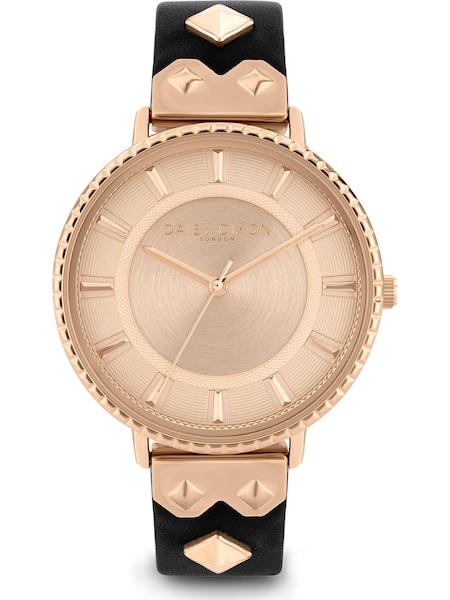 Uhren - Uhr › DAISY DIXON › rosegold schwarz  - Onlineshop ABOUT YOU