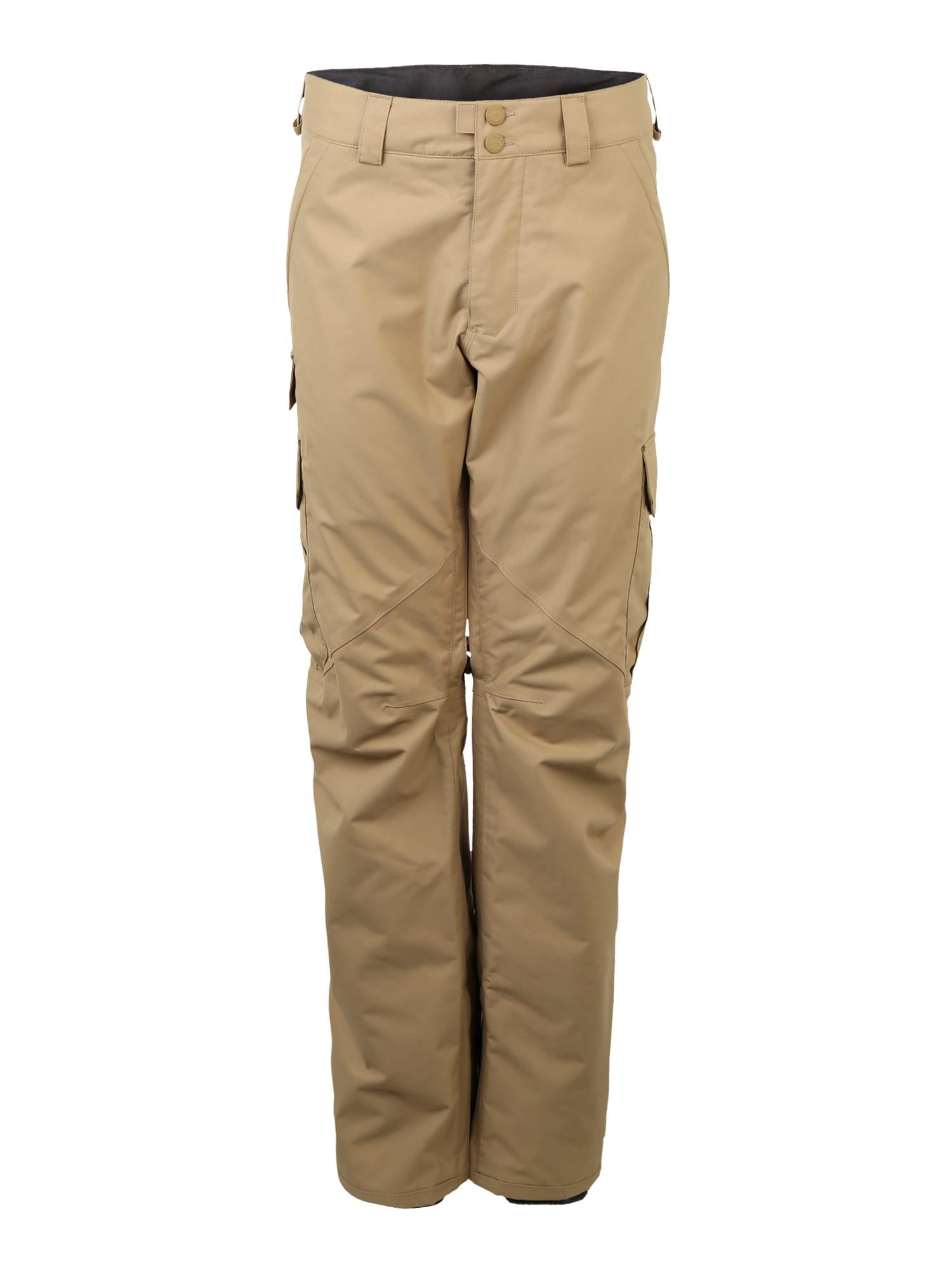 BURTON Outdoorové kalhoty  béžová