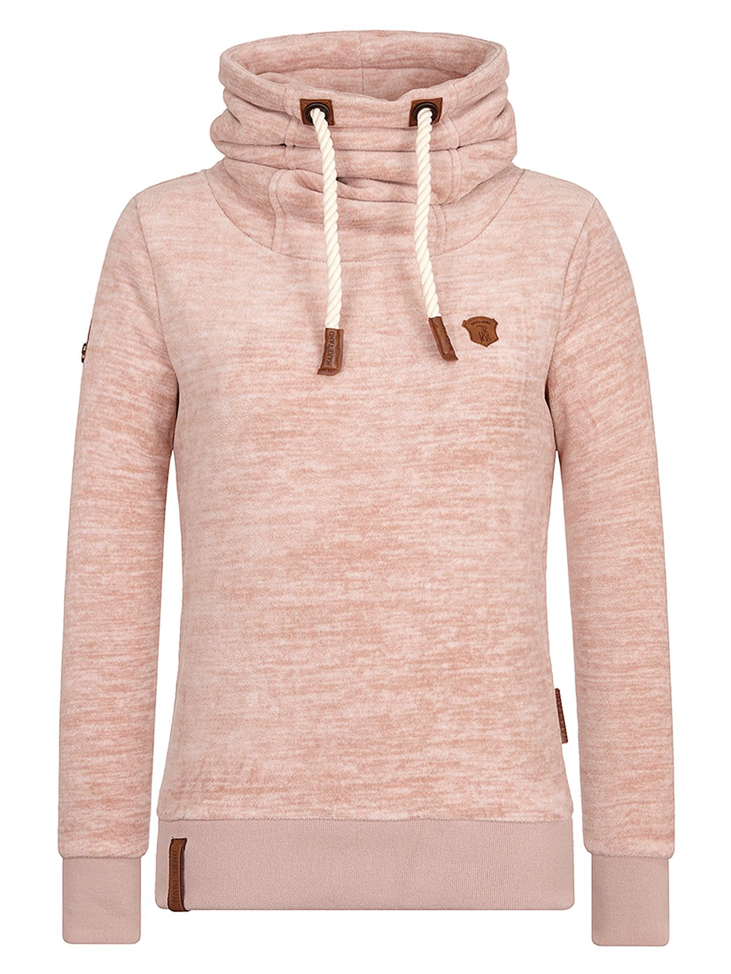 Naketano Bluză de molton  roze
