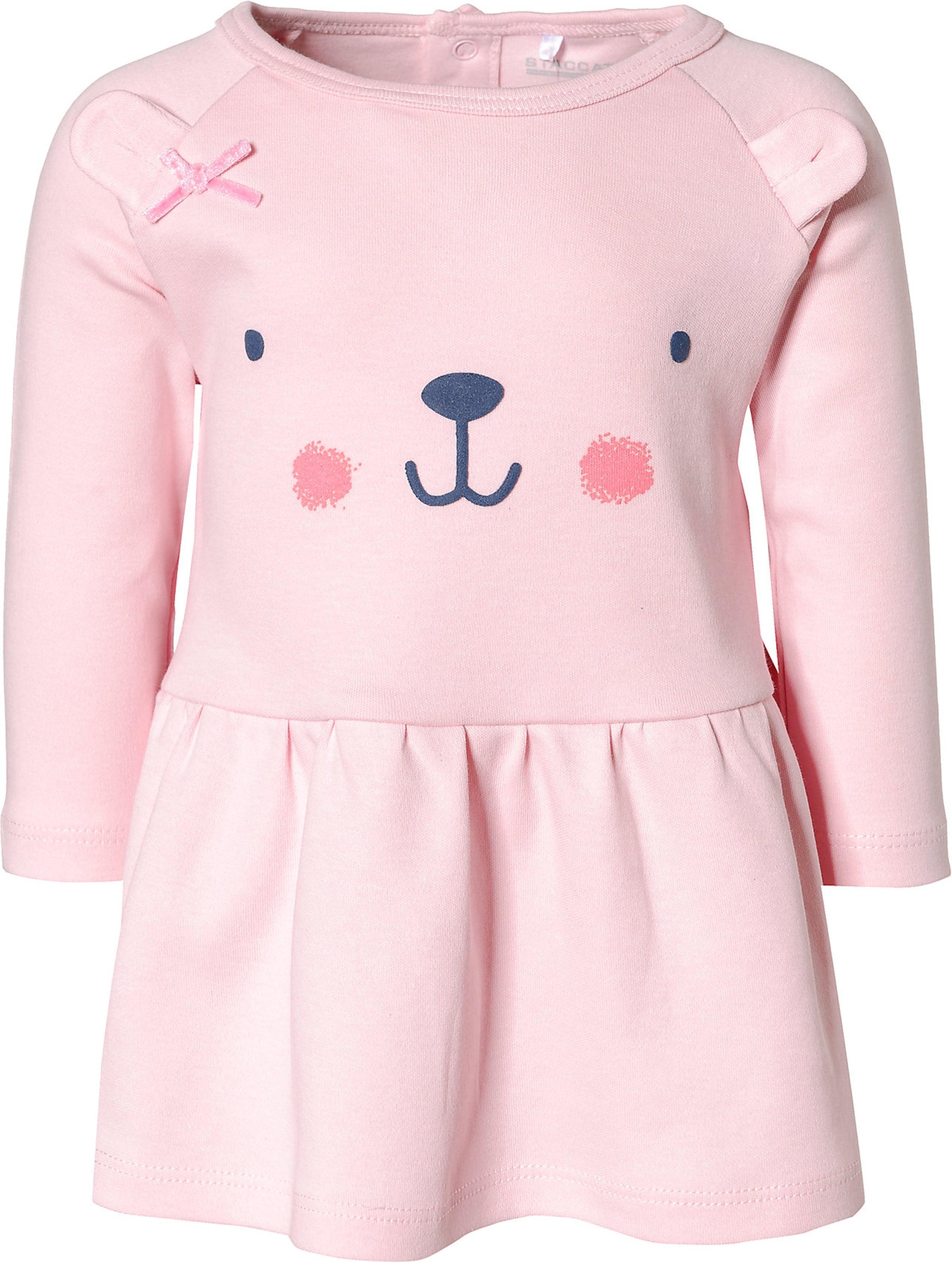 Baby,  Kinder,  Kinder,  Mädchen,  Kinder STACCATO Baby Jerseykleid pink   04333853676969