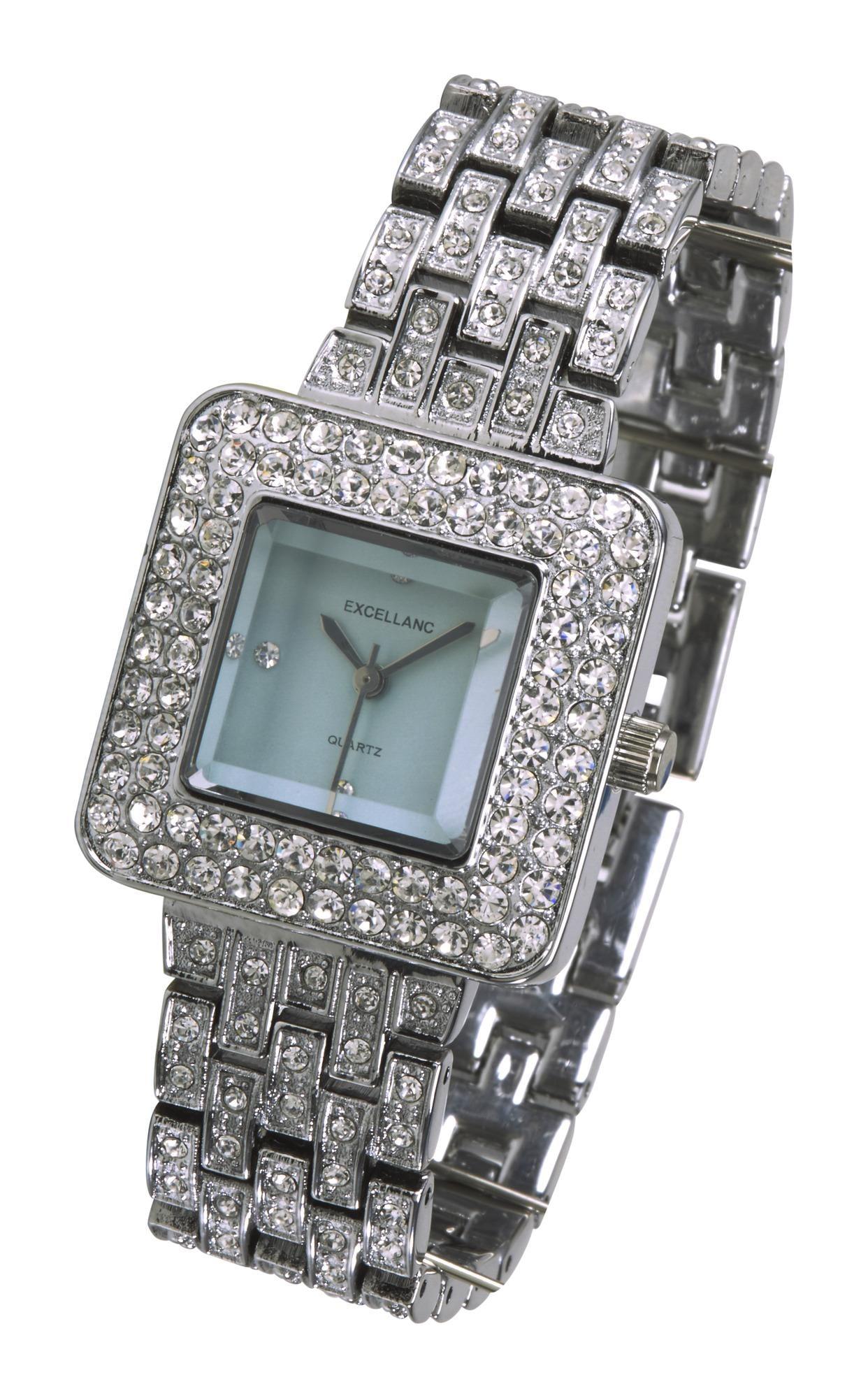 heine Analoginis (įprasto dizaino) laikrodis sidabrinė