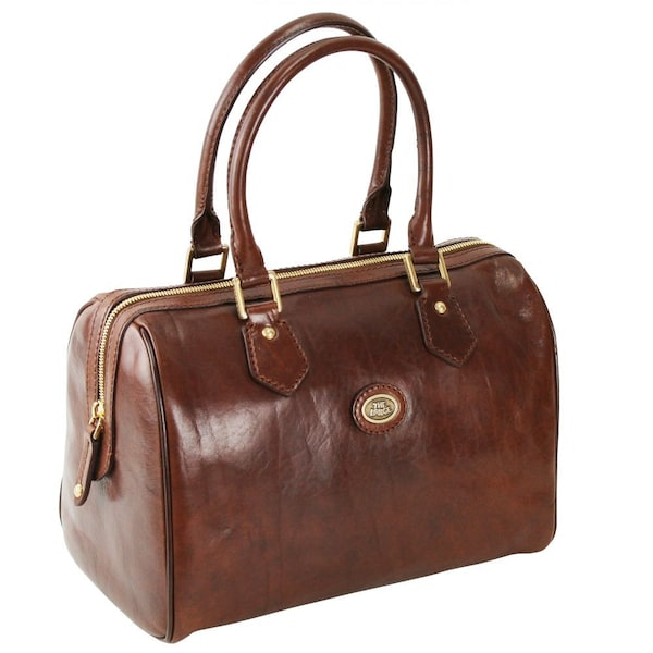Handtaschen - Leder Henkeltasche 'Story Donna' › The Bridge › pueblo  - Onlineshop ABOUT YOU