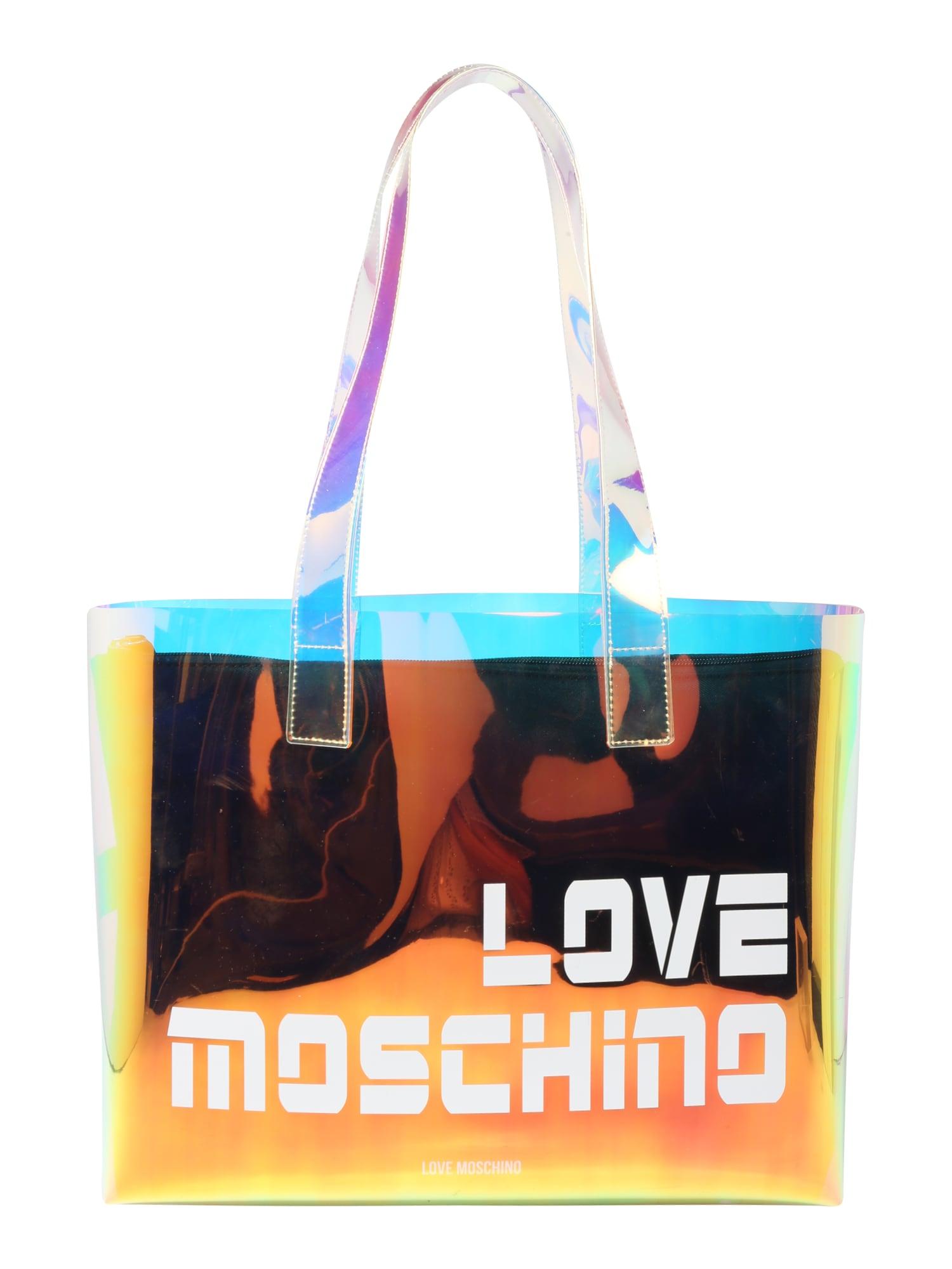Love Moschino Kabelka 'BORSA'  zmiešané farby