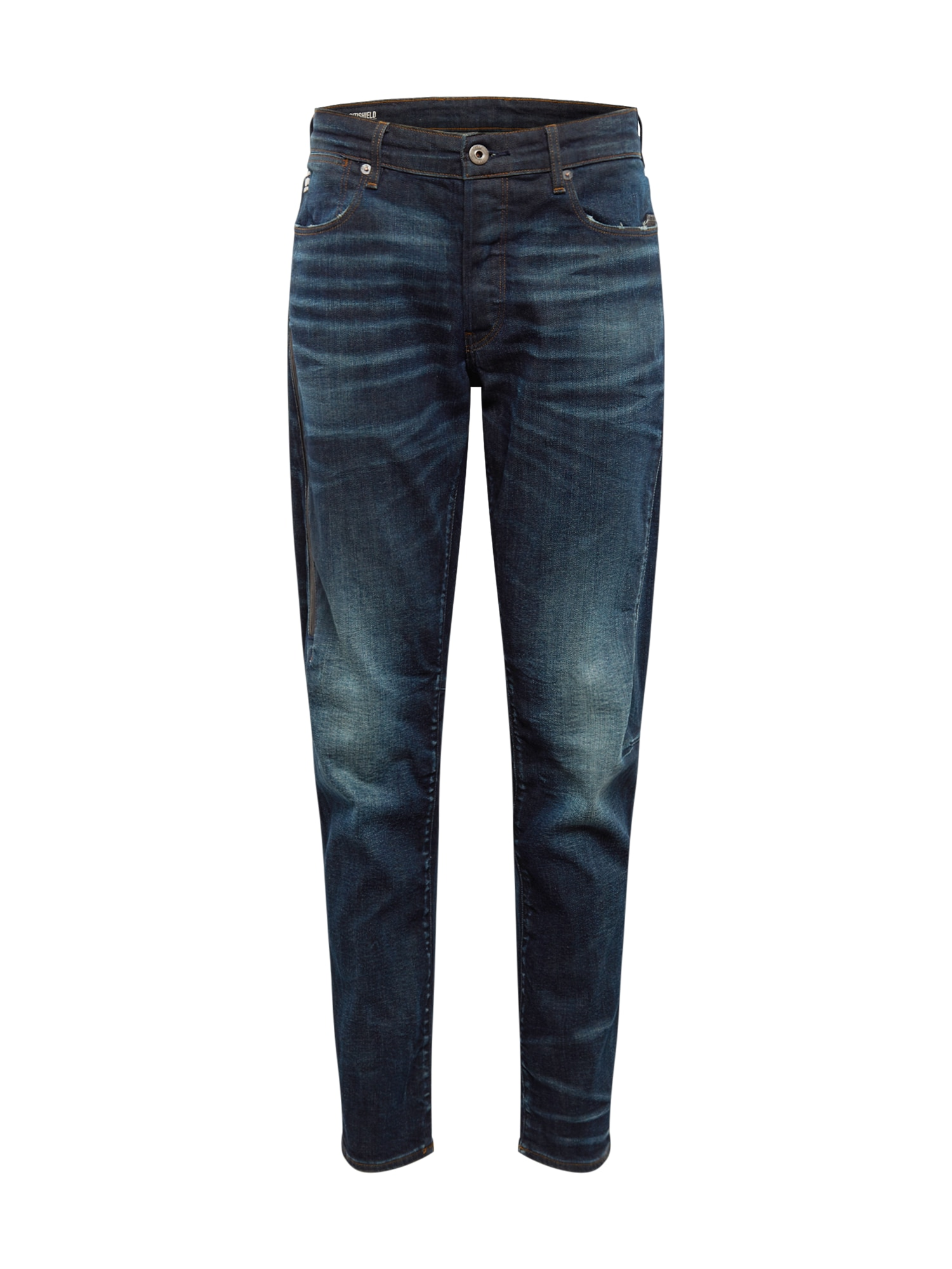 G-Star RAW Džinsai 'Citishield 3D slim tapered' tamsiai (džinso) mėlyna