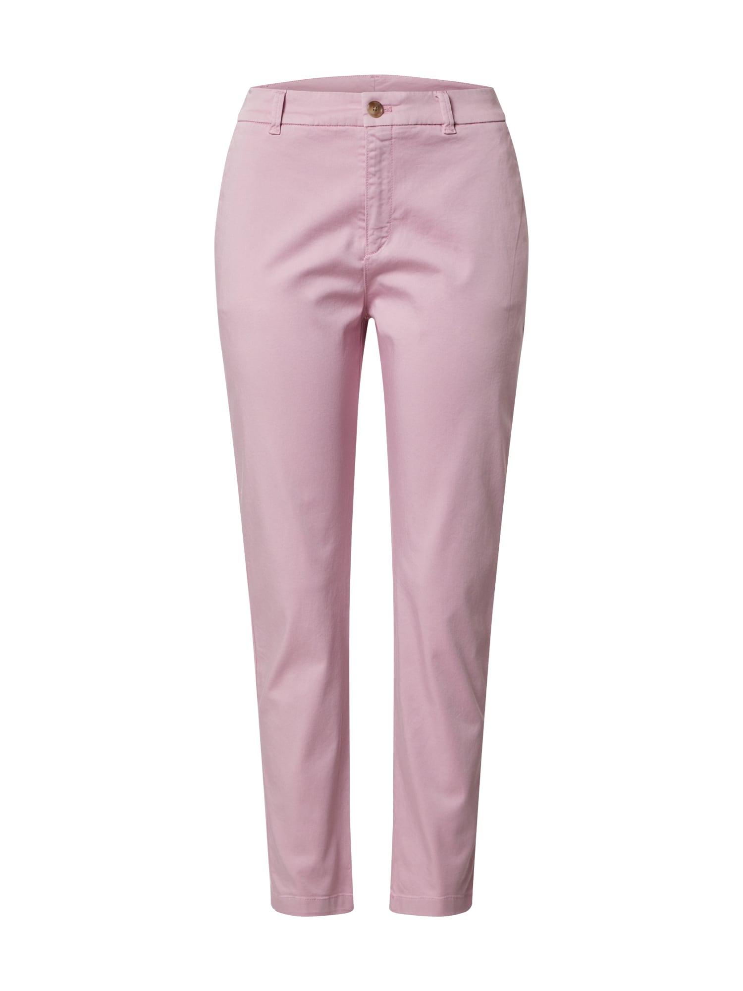 BOSS Kelnės 'Sachini5-D' rožių spalva