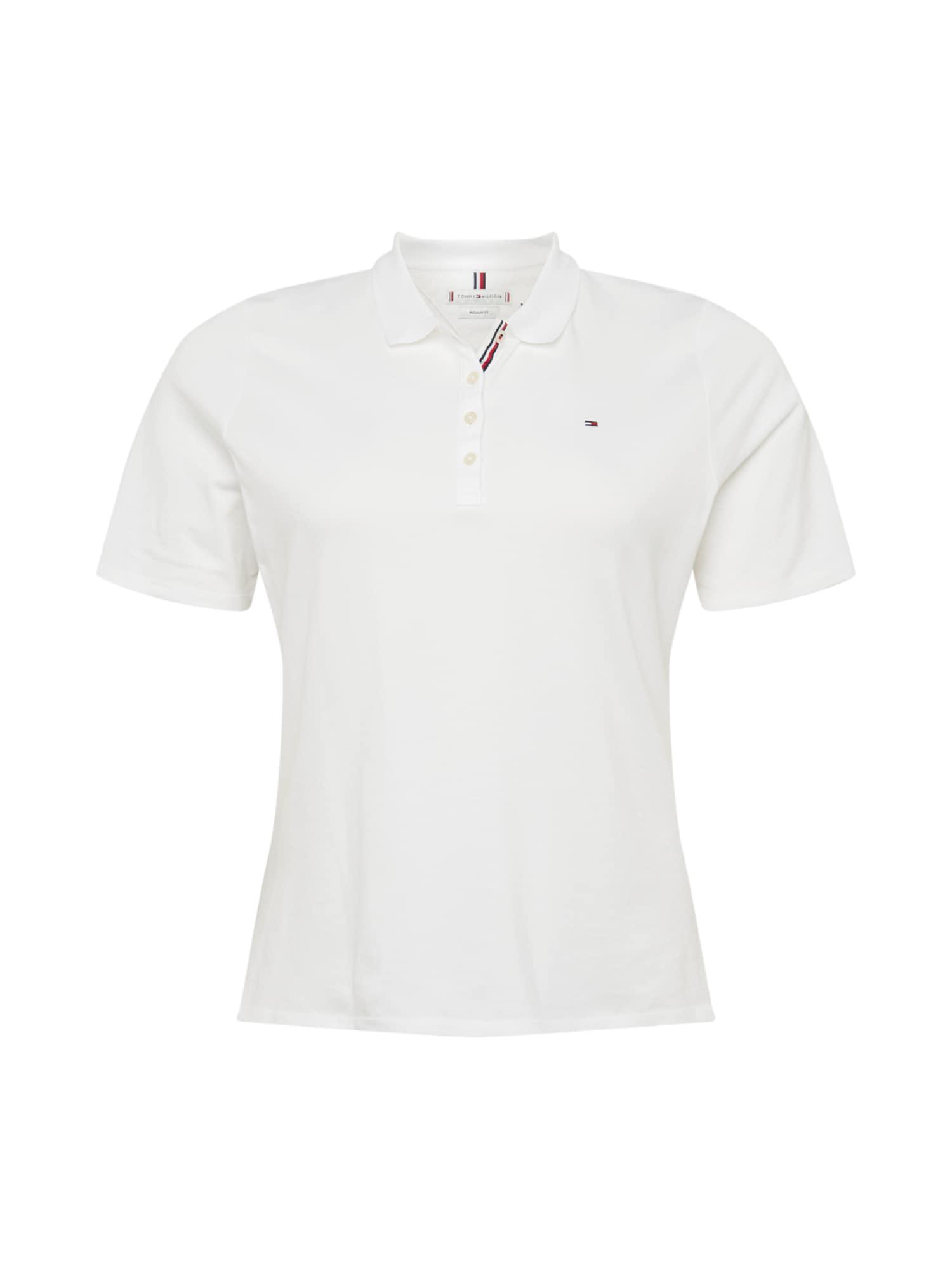 Tommy Hilfiger Curve Marškinėliai balta