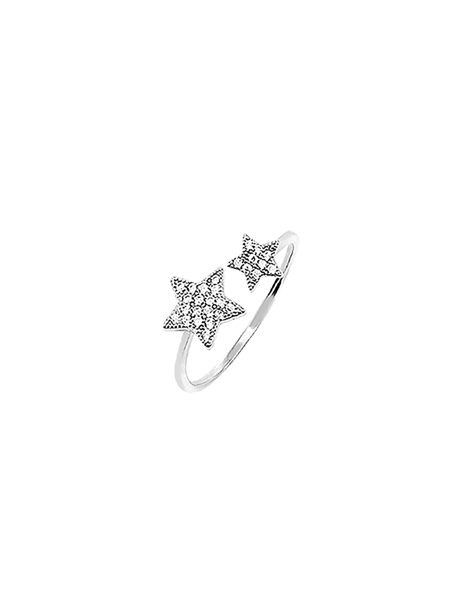 Prsten BABY I´M A STAR stříbrná SO COSI