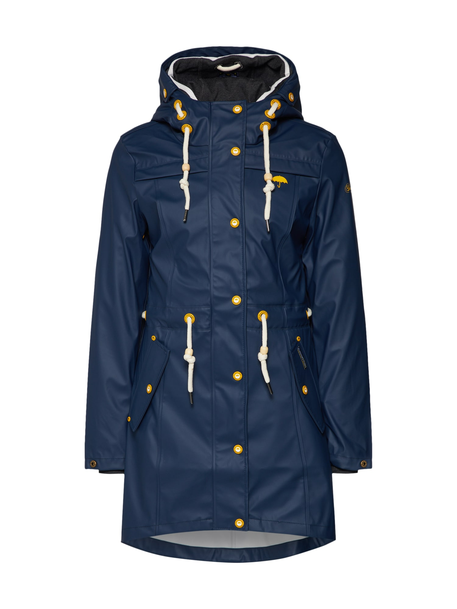 Přechodná bunda marine modrá Schmuddelwedda