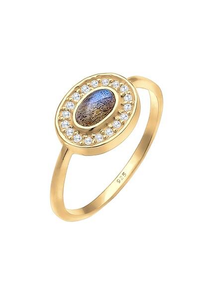 Ringe für Frauen - ELLI Verlobungsring gold  - Onlineshop ABOUT YOU