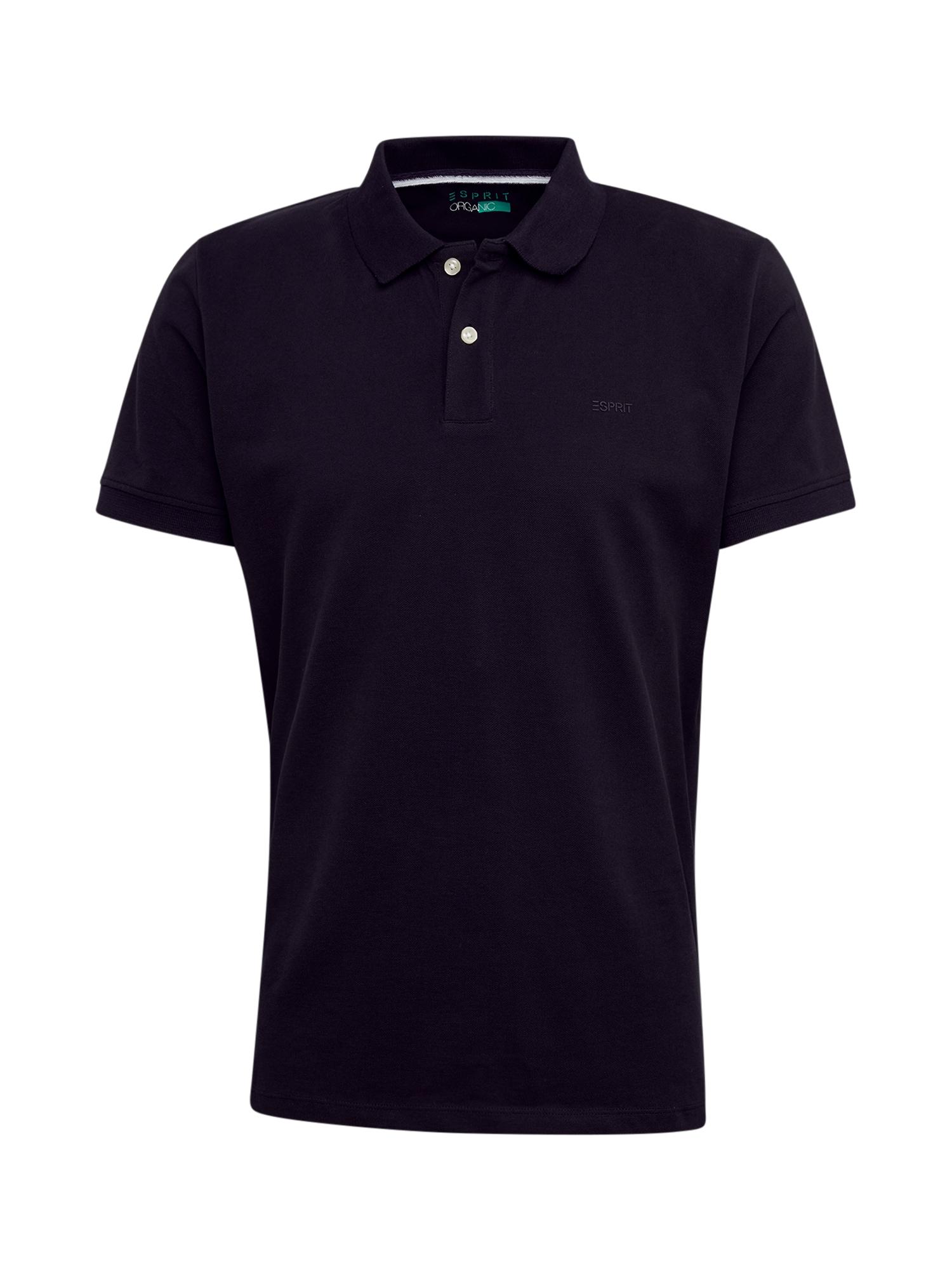 ESPRIT Tričko 'OCS N pi po ss'  čierna