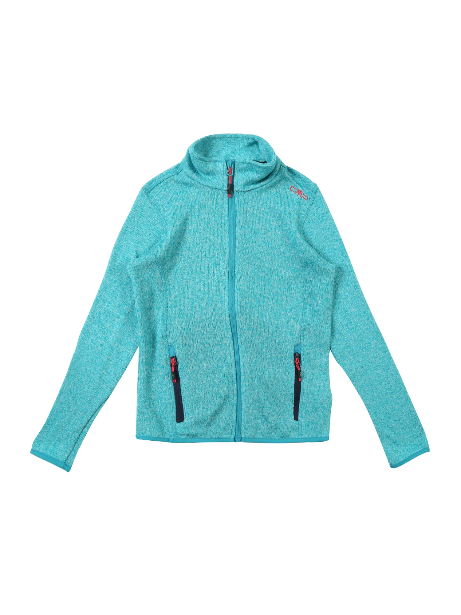 Přechodná bunda aqua modrá CMP