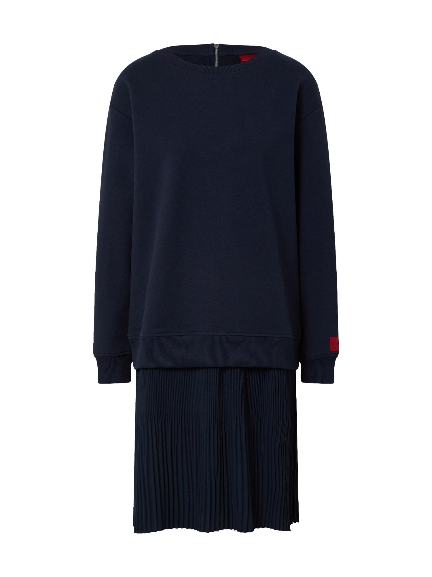 HUGO Suknelė 'Nalotta' tamsiai mėlyna