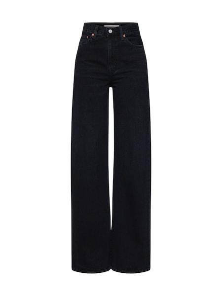 Hosen - Jeans 'RIBCAGE' › Levi's › schwarz  - Onlineshop ABOUT YOU