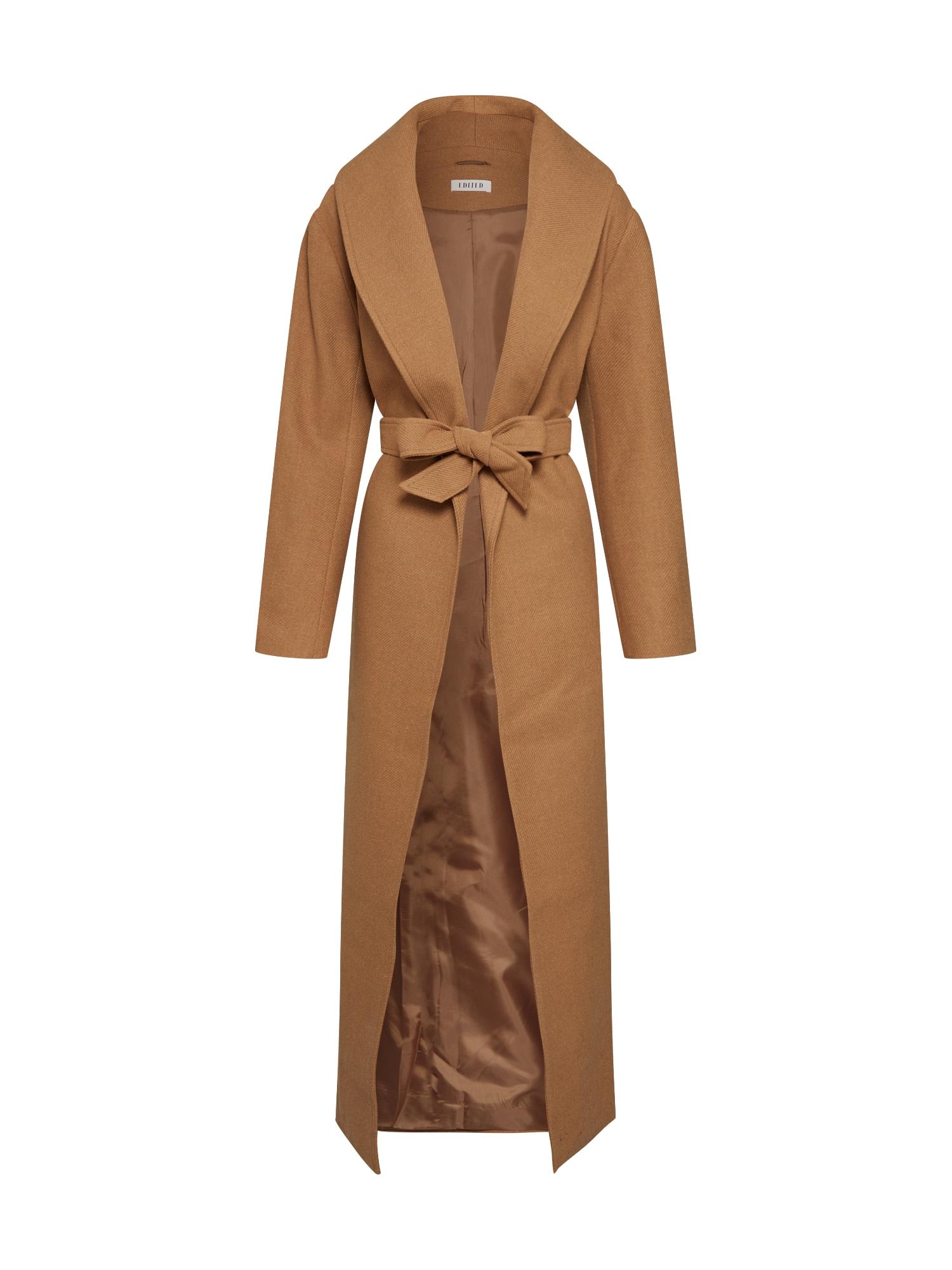 EDITED Rudeninis-žieminis paltas 'Shane' kupranugario
