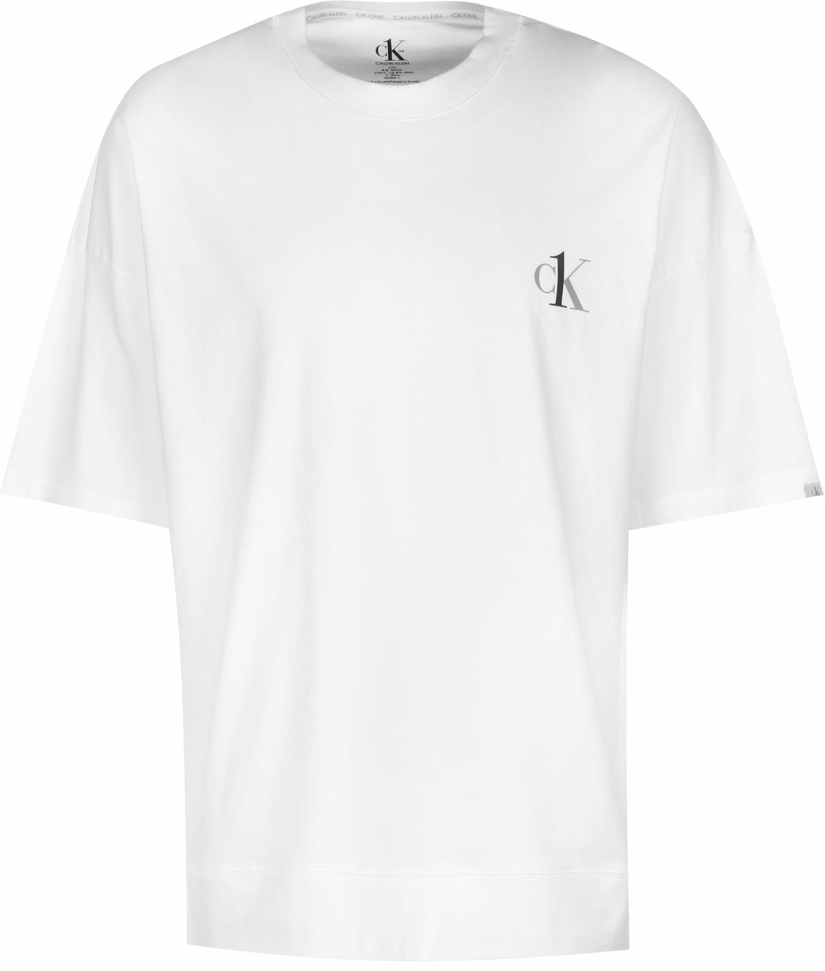 Calvin Klein Underwear Trumpa pižama balta