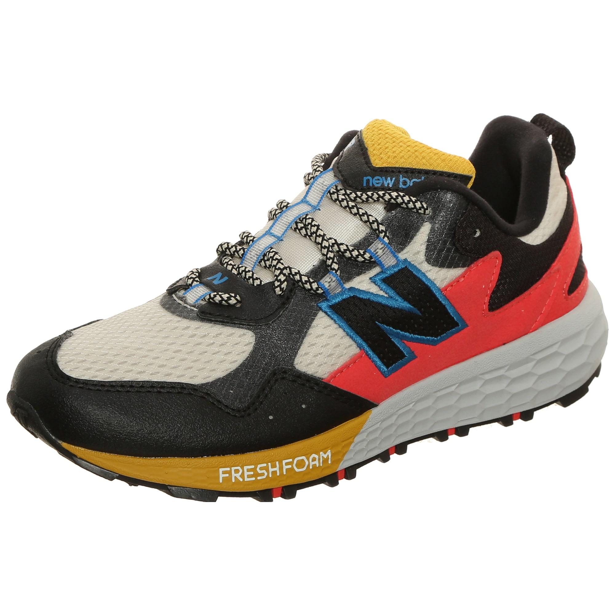new balance Bėgimo batai 'Crag Trail' juoda / smėlio / raudona