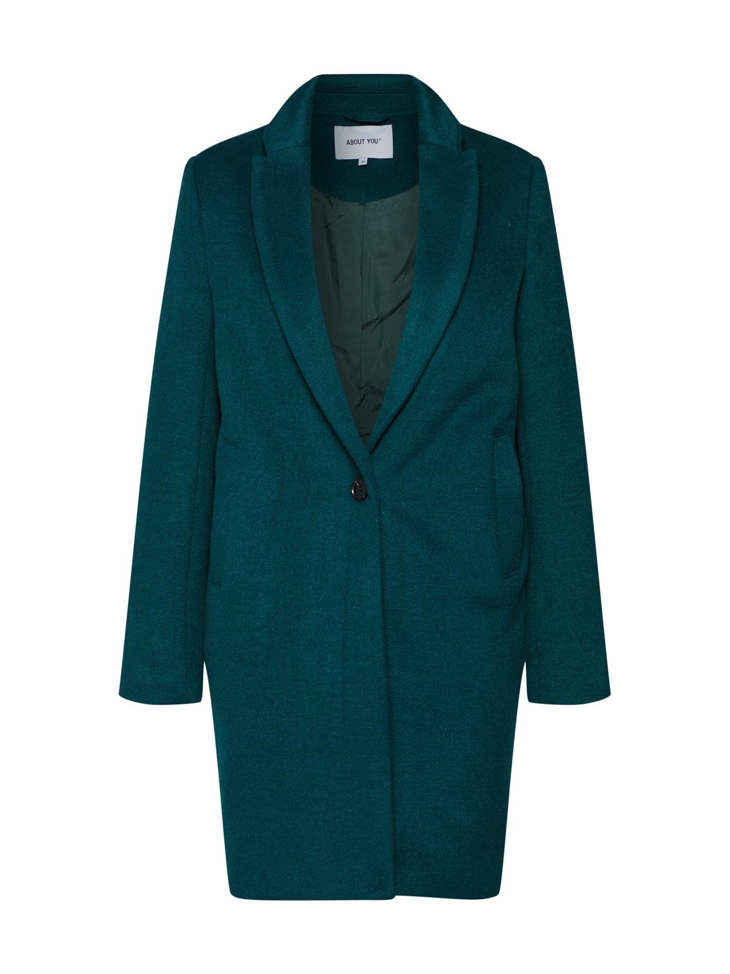 ABOUT YOU Rudeninis-žieminis paltas 'Anne' benzino spalva