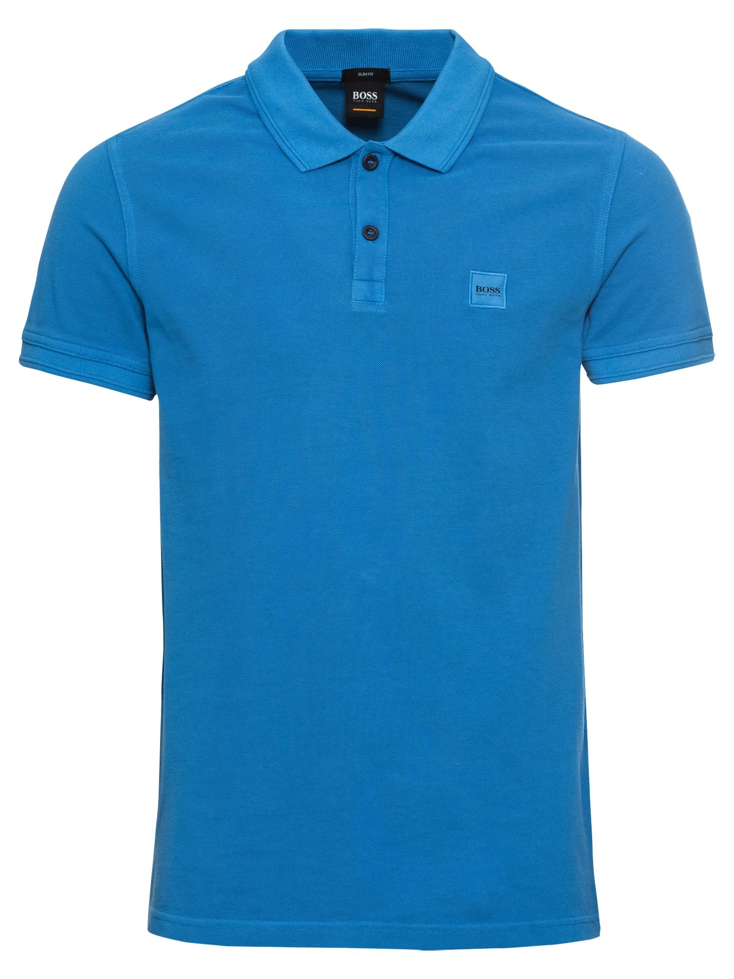 """BOSS Marškinėliai 'Prime' sodri mėlyna (""""karališka"""")"""