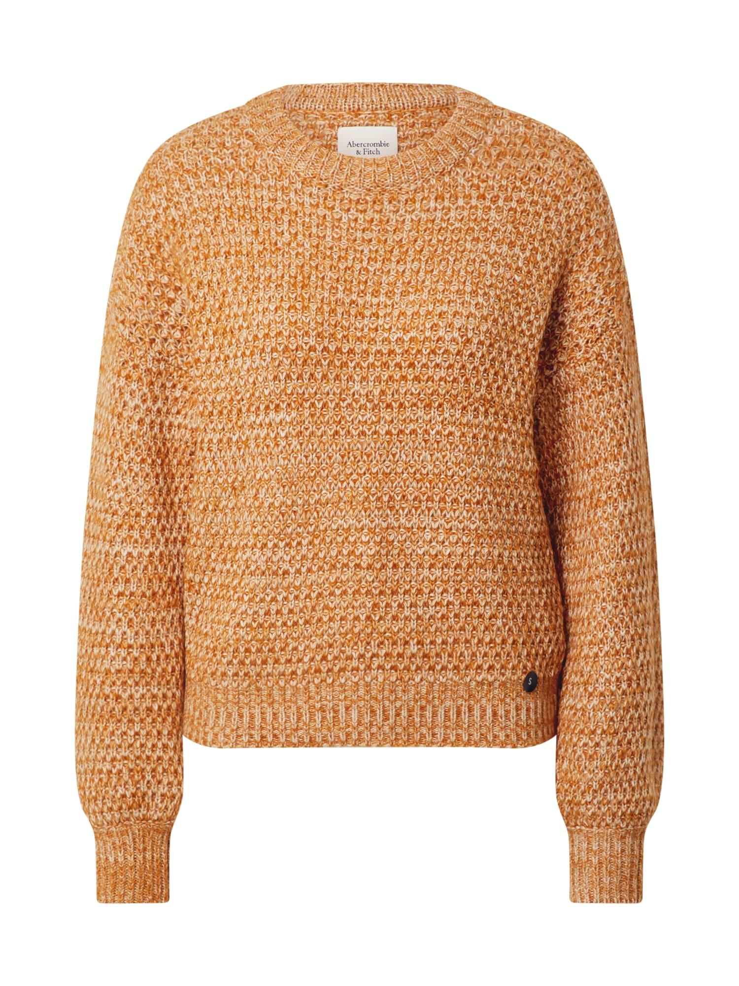 Abercrombie & Fitch Megztinis margai oranžinė