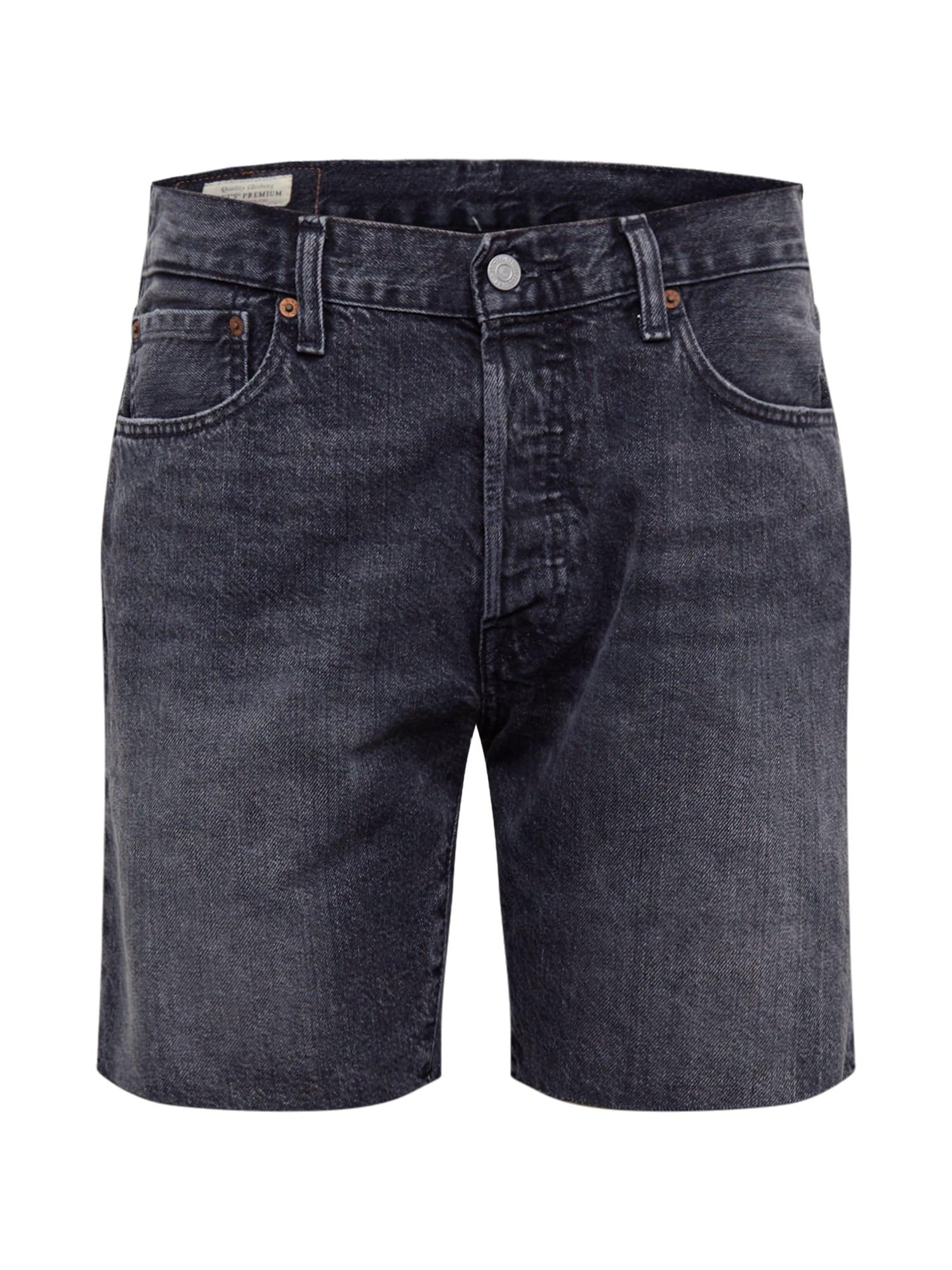 LEVI'S Džinsai '501® '93' juodo džinso spalva