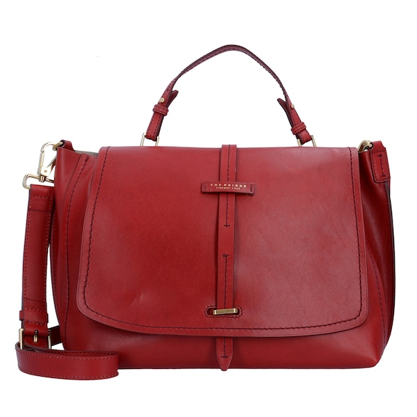 Handtaschen - Dalston Handtasche Leder 37 cm › The Bridge › rot  - Onlineshop ABOUT YOU
