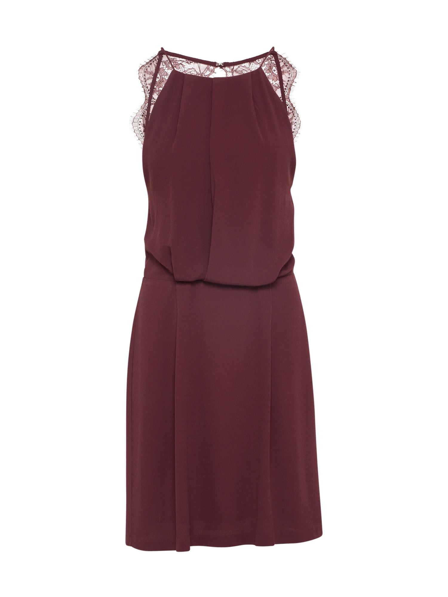 Letní šaty Willow 5687 lilek Samsoe & Samsoe