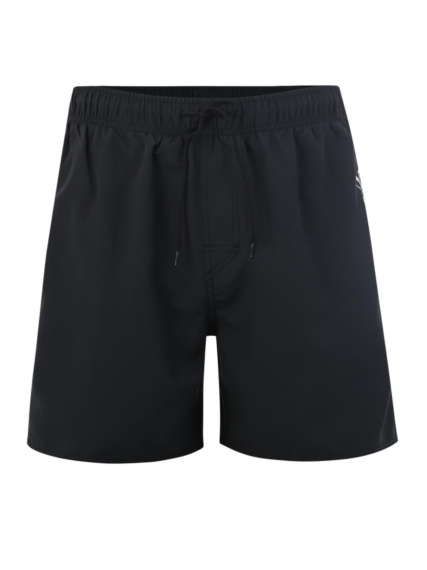 Plavecké šortky VOLLEY TIMELESS 16 černá RIP CURL