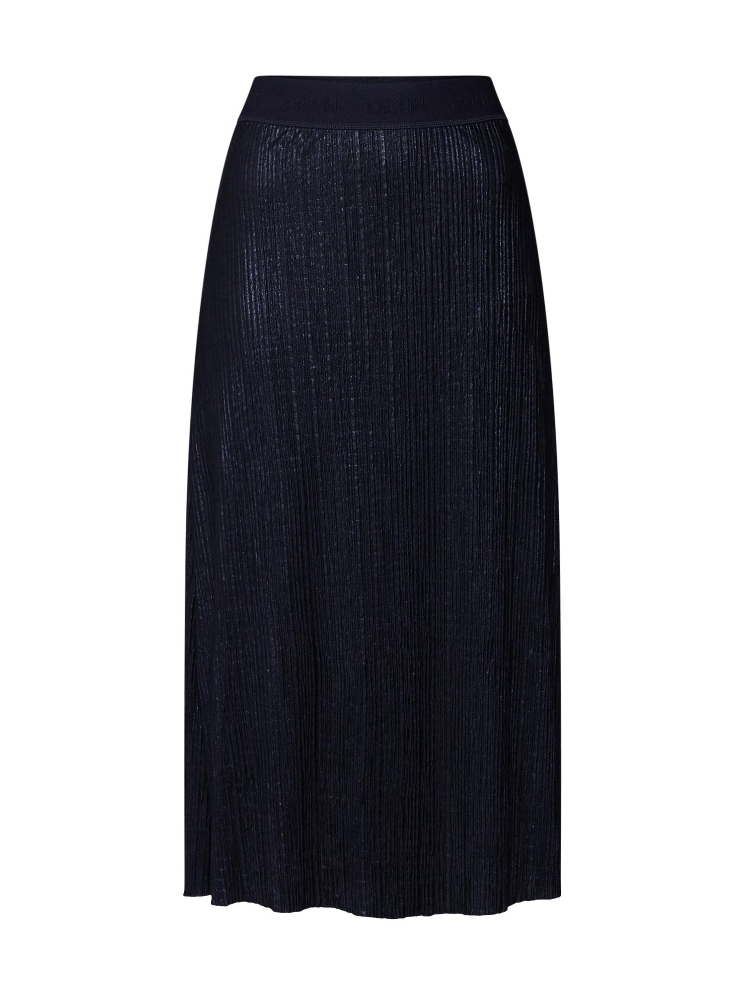 HUGO Sijonas 'Damera' tamsiai mėlyna