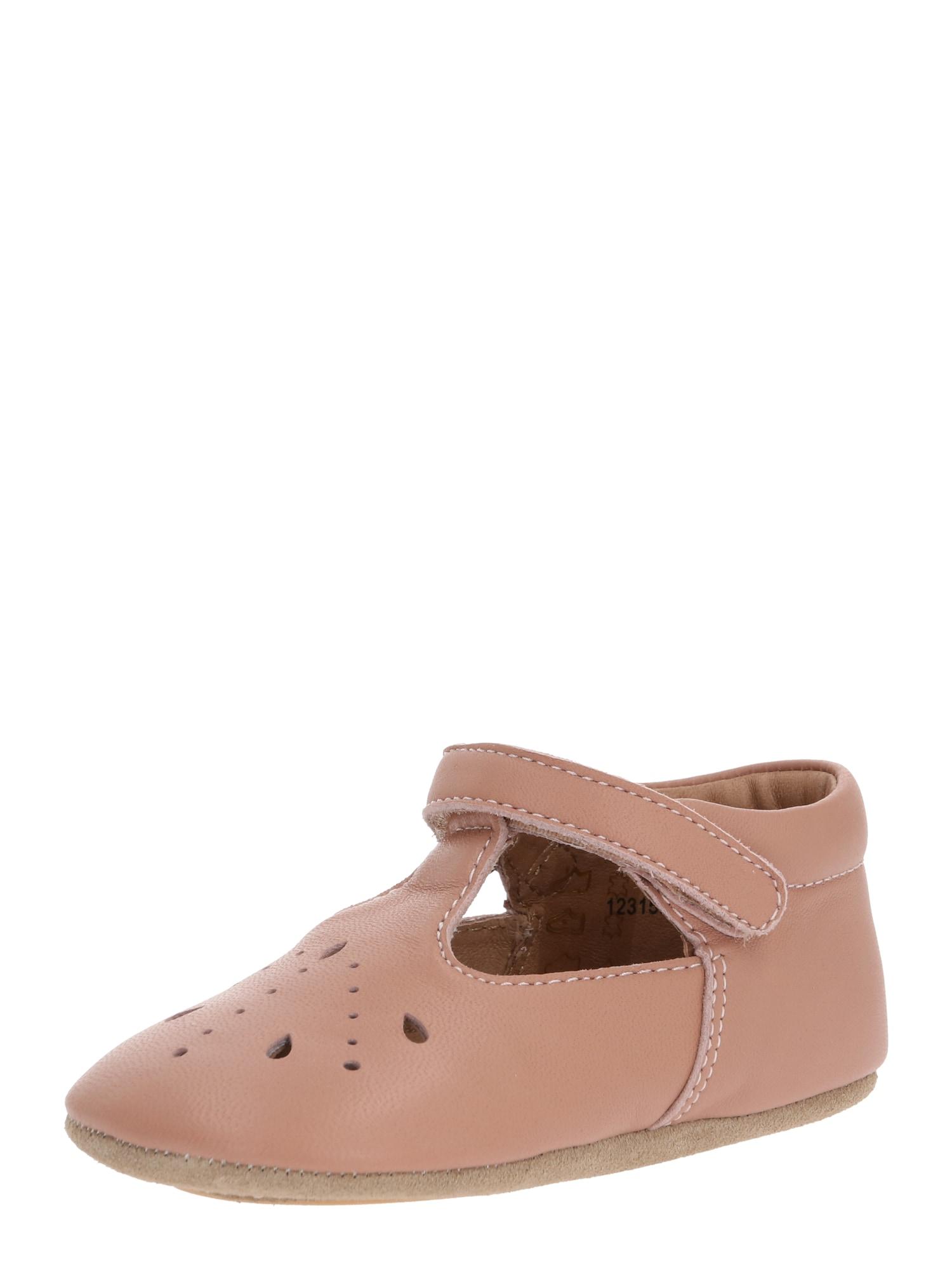 BISGAARD Pirmieji vaiko vaikščiojimo bateliai 'bisgaard' odos