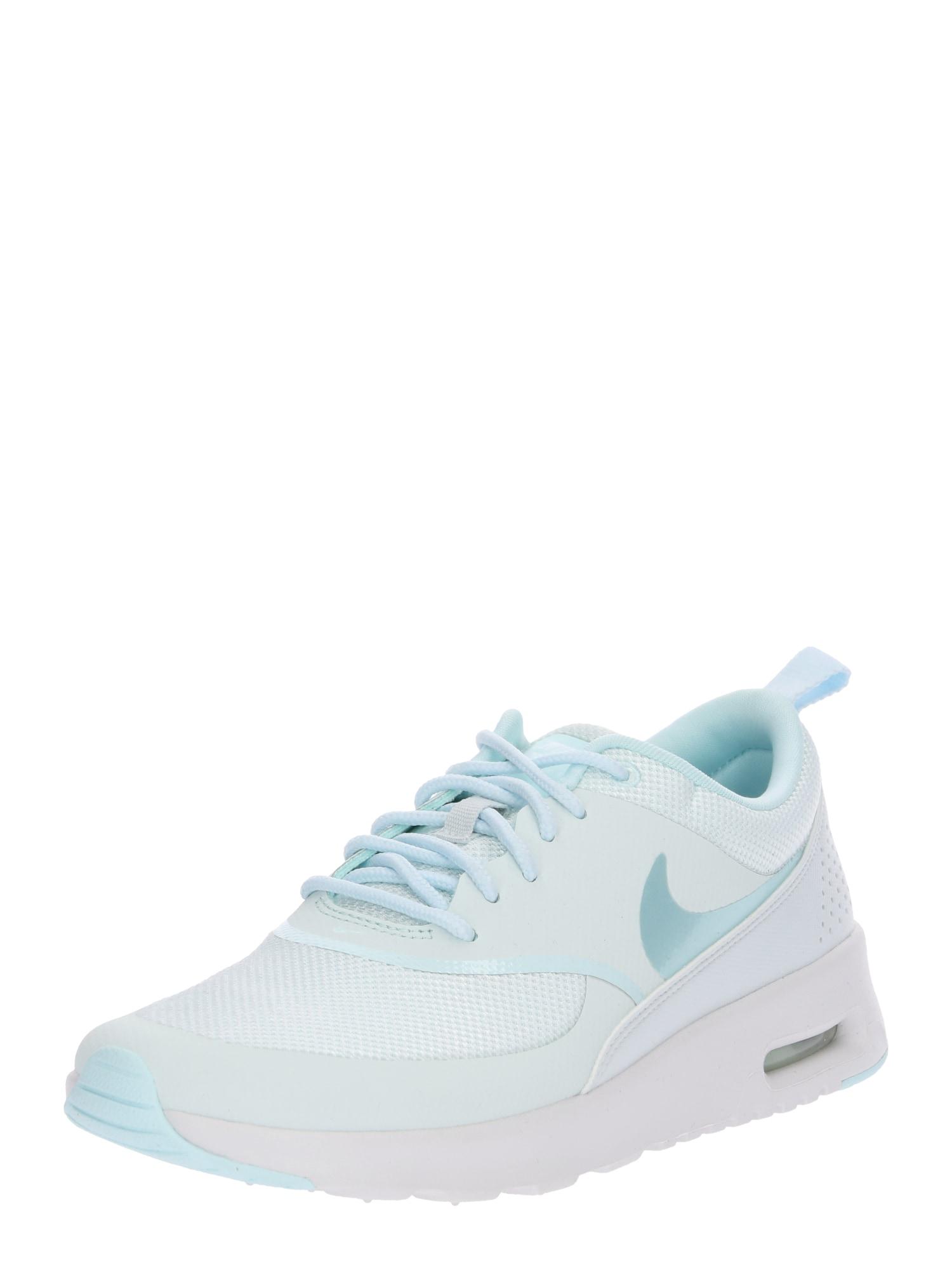 Tenisky Air Max Thea aqua modrá bílá Nike Sportswear