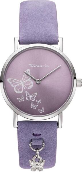 Uhren für Frauen - Uhr 'Bente, TW081' › tamaris › helllila silber  - Onlineshop ABOUT YOU