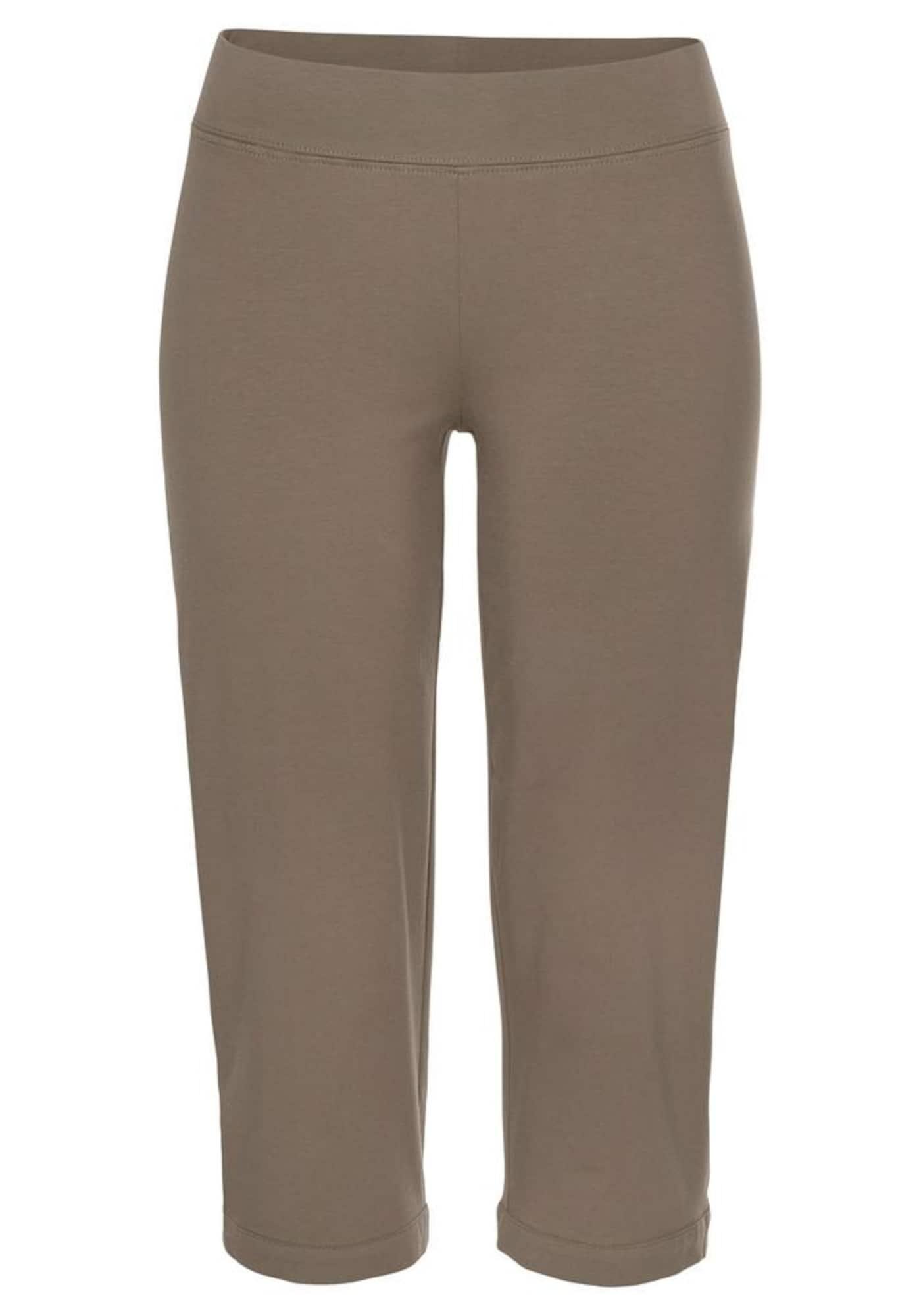 H.I.S Kalhoty  khaki