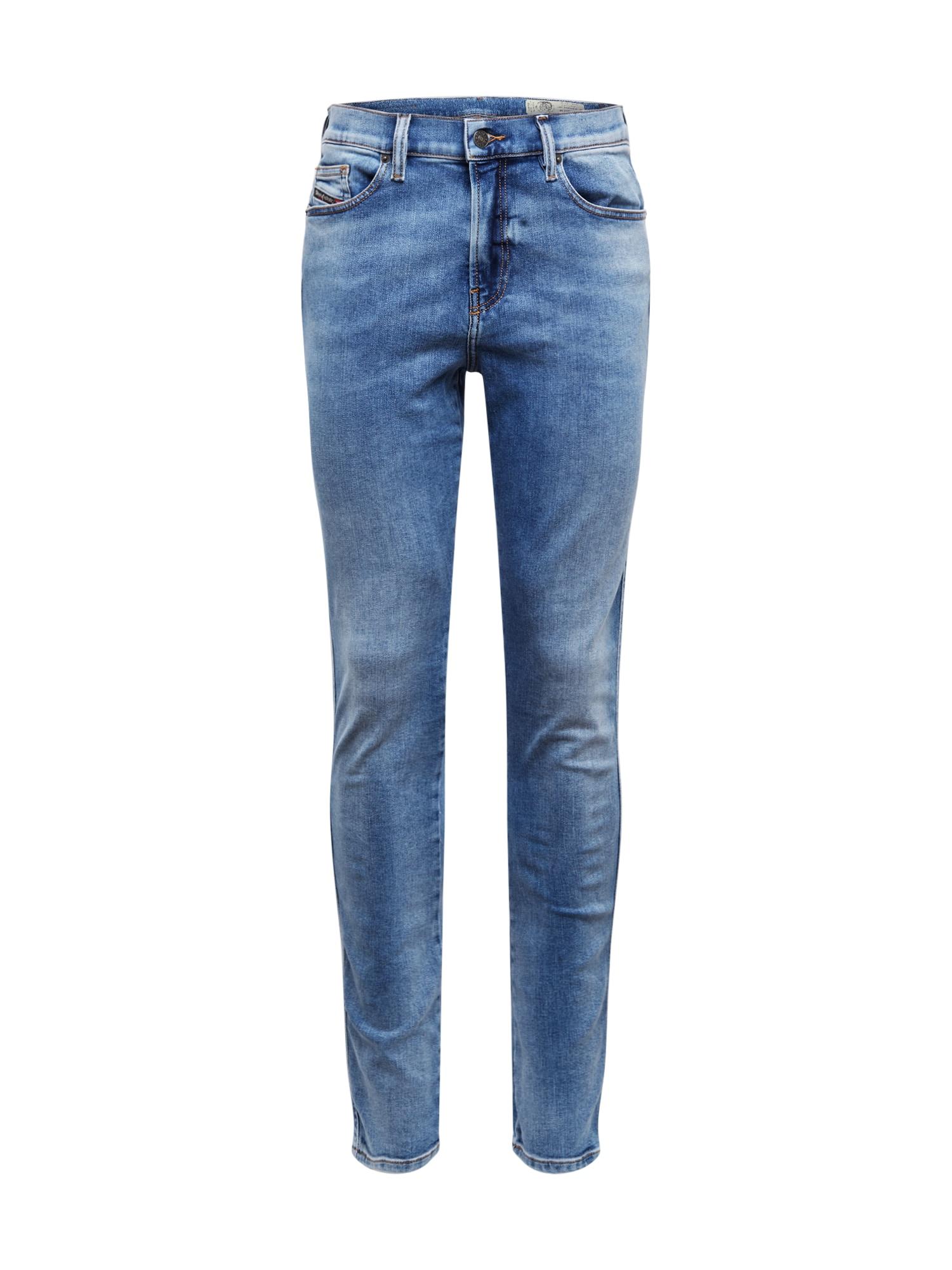 DIESEL Džinsai 'D-ISTORT' tamsiai (džinso) mėlyna